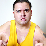 Wrestler Dan Marques
