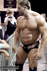 Impact Wrestling's Rob Terry