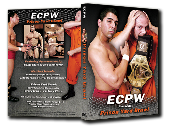Indy Wrestling DVD 2012