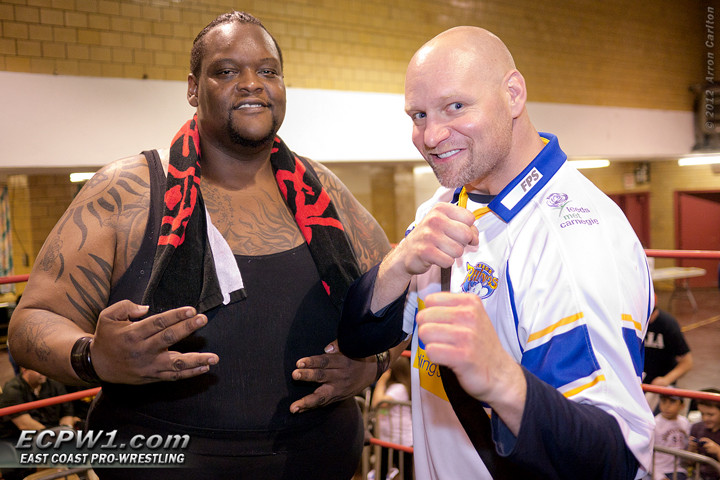 WWE - Val Venis and Viscera