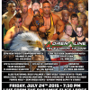 ECPW Adrenaline TV Paramus NJ July 24th 2015 PRINT